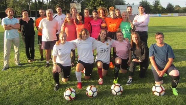 Création équipe féminine