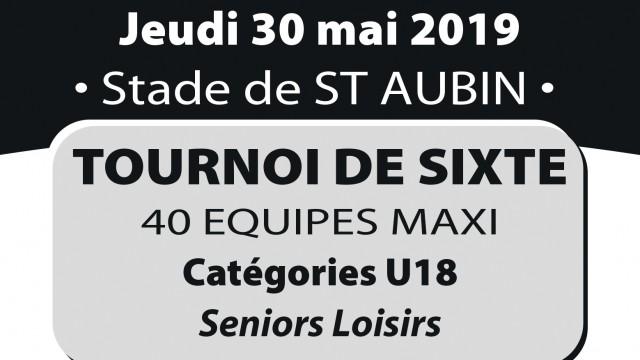 VDS TOURNOI DE SIXTE_2019