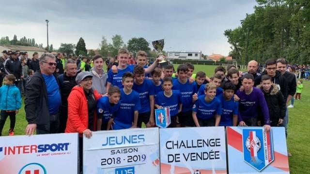 Victoire U15