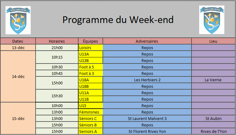 ProgrammeWeekend21-22Dec