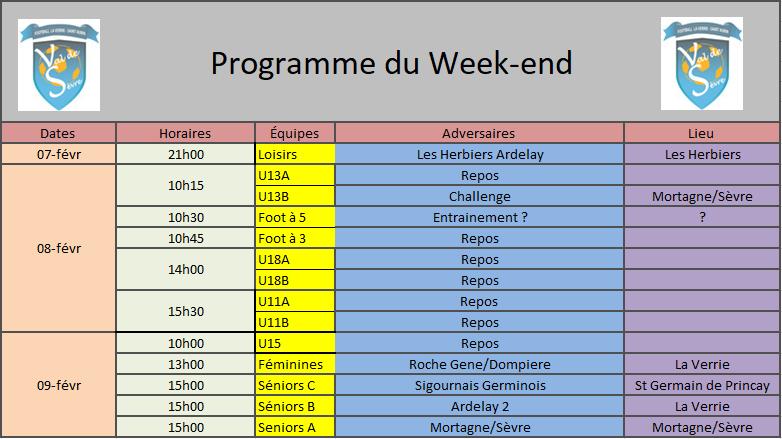ProgrammeWeekend08-09Fev