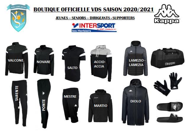 Boutique 2020-2021