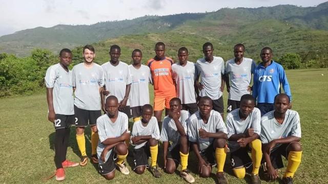 Maillots Kenya