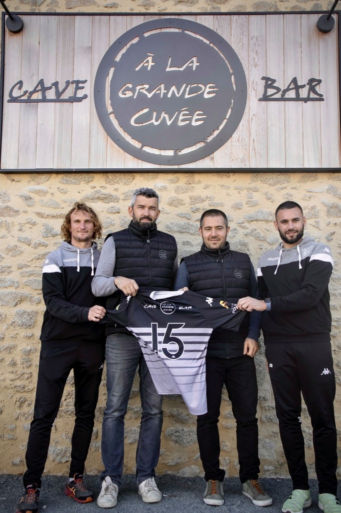 Maillots sponsors 2
